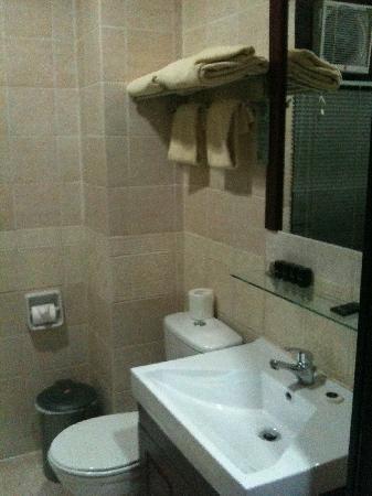 บินตัน ลากูน รีสอร์ท: The Toilet