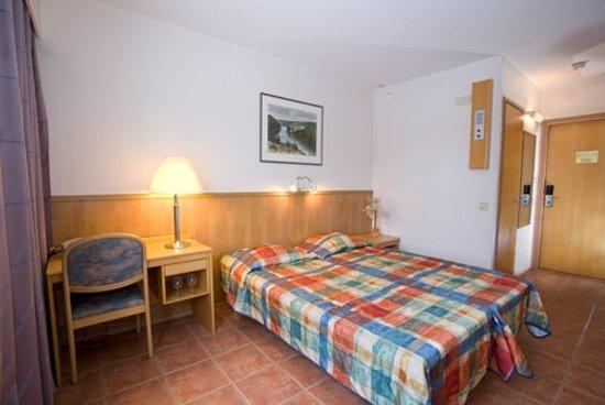 Hotelli Aakenus: Double room