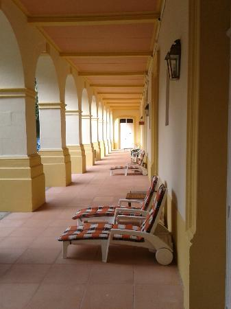 Le Grand Hotel: CLOITRE