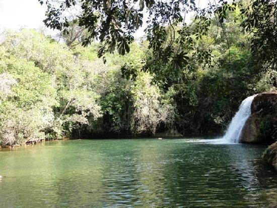 Estância Mimosa Ecoturismo: waterfall