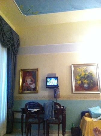อาร์ตรีสอร์ทกัลเลเรียอุมเบอโต: room