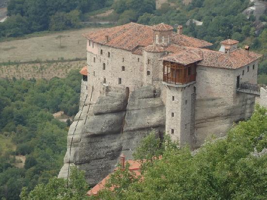 Greece Taxi: Monasteries of Meteroa