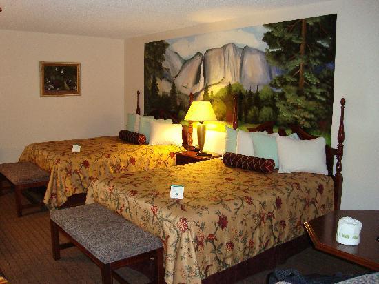 Best Western Plus Yosemite Gateway Inn: Kamer