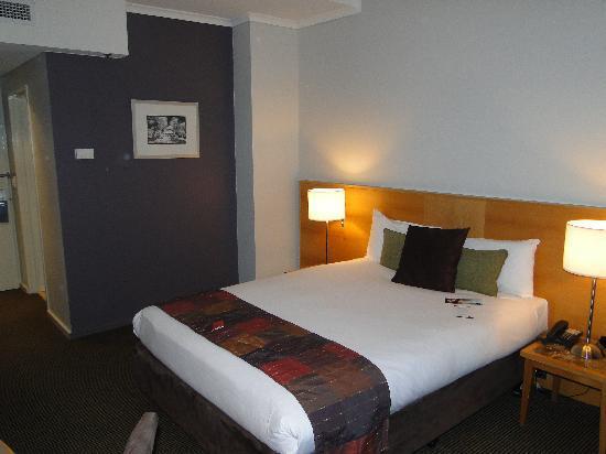 โรงแรมโนโวเทลแลงเกลย์เพิร์ธ: Room view 1