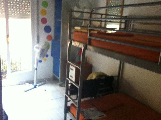Sant Jordi Les Corts Hostel : My room 1