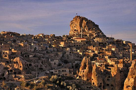 Acetes Travel Daily Tours: Uçhisar