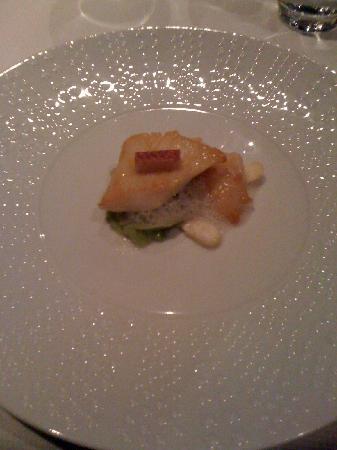 Restaurant Vinkeles: course 6