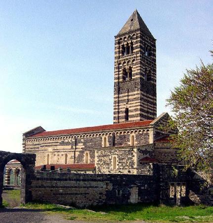 Is Pibiris: Basilica della S.S. di Saccargia