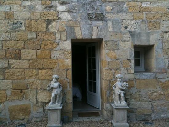 Le Clos de L'Abbaye: entrance