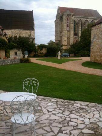 Le Clos de L'Abbaye: lovely surroundings