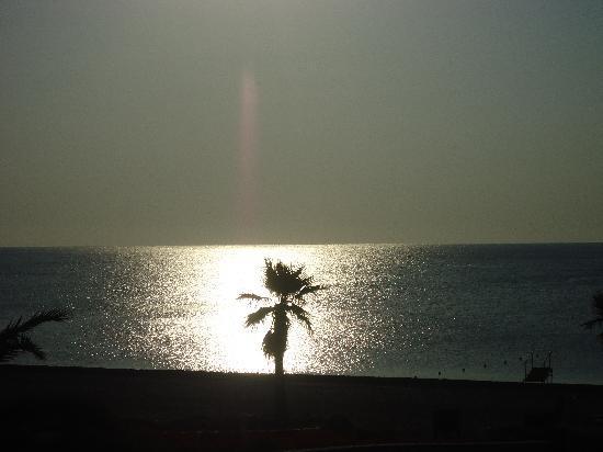 Rodos Palladium: vue mer