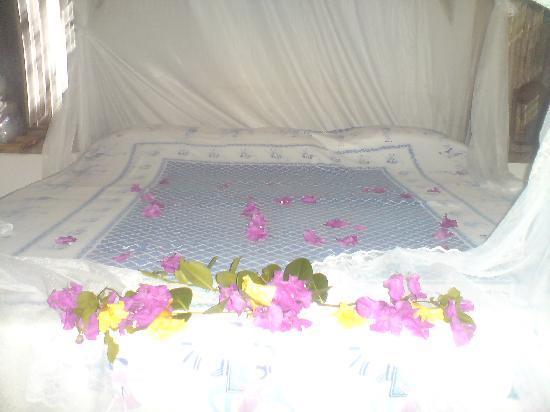 Playa Koralia: Double bed
