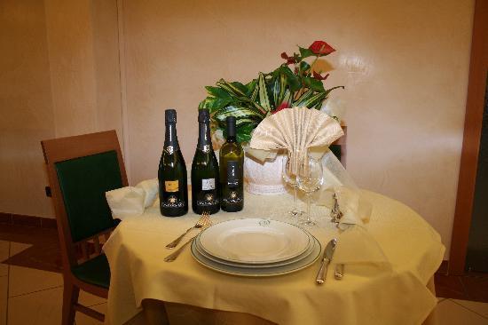 Hotel La Fonte: Il Ristorante Don Camillo