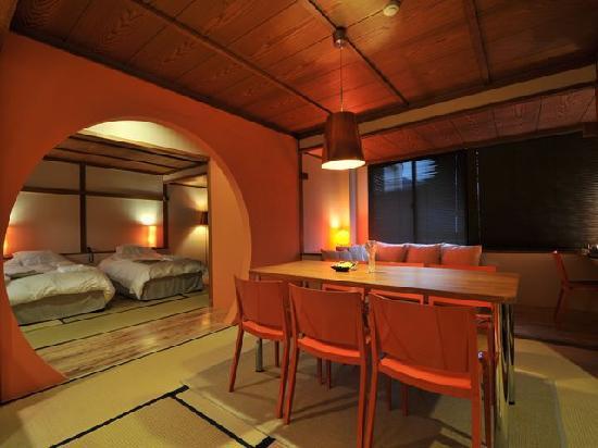 โรงแรมแอดเดรส โนซาวะ: Executive Orange