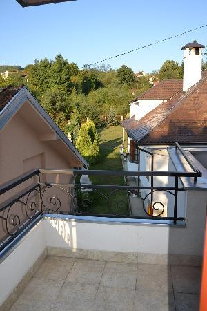 Cvetni Konaci Hotel: Room view