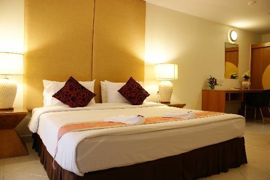 โรงแรมเบลลา วิลล่า พริม่า: Junior Suite