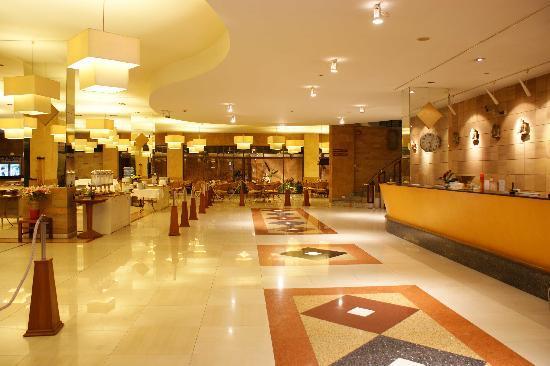 โรงแรมเบลลา วิลล่า พริม่า: Lobby