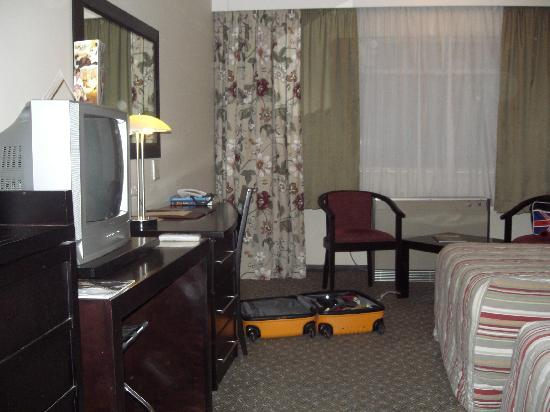 Safari Hotel: Smaller Double Room