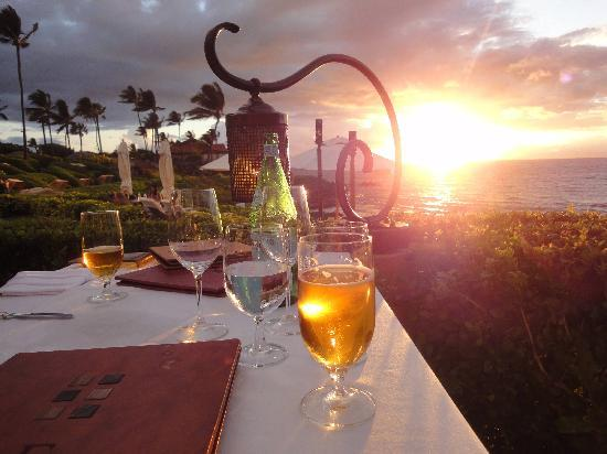 Four Seasons Resort Maui at Wailea: Sunset