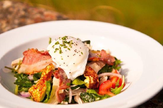 Matheson Cafe: Chicken & Bacon Salad
