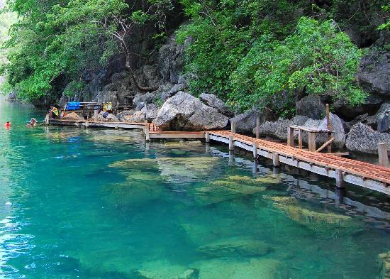 Coron Bay: Cayangan Lake