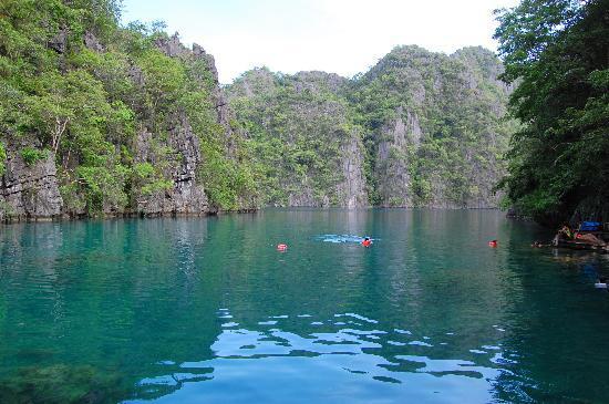 Coron Bay: Twin Lagoon