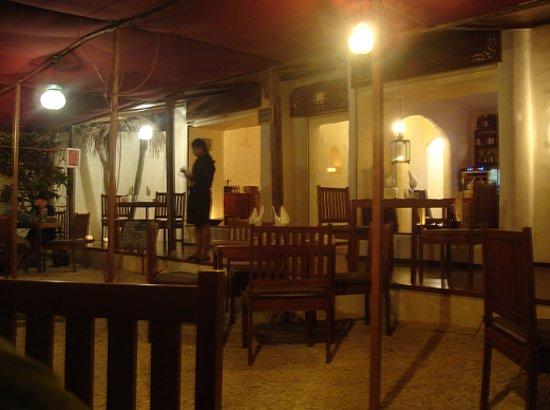 Rivoli Restaurant : Rivoli dining area