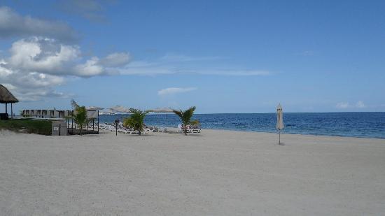 Moon Palace Cancun: Beautifull beach