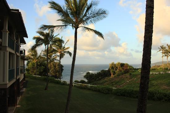 The Westin Princeville Ocean Resort Villas: The view from our balcony