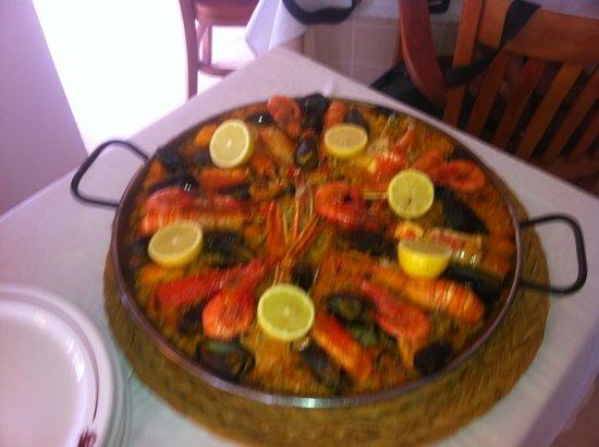 Cranc Pelut de Menorca : una paella para recordar