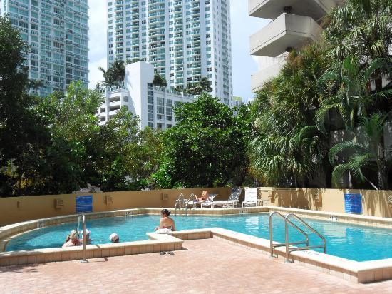Hyatt Regency Miami: Piscina