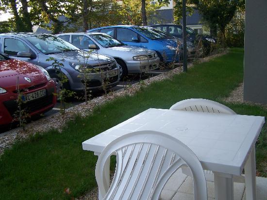 Résidence Ker Goh Lenn - Plescop: Terrasse avec vue imprenable
