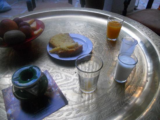 Le Rihani: Das Frühstück