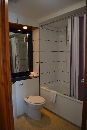 พรีเมียร์อินน์ลอนดอน คิงส์ครอส เซนต์แพนคราส: toilet