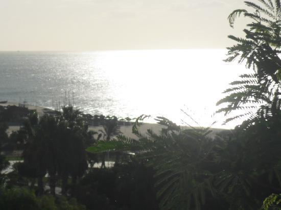 Hotel Club President: Vu se la mer de la chambre
