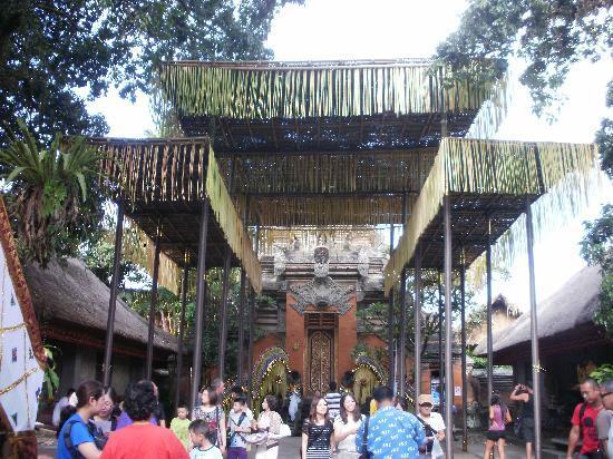 อูบุด, อินโดนีเซีย: il centro