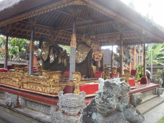 อูบุด, อินโดนีเซีย: vera atmosfera balinese