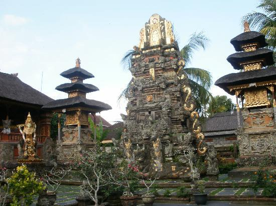 อูบุด, อินโดนีเซีย: il più bel palazzo di tutta Ubud