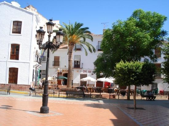 Lubrin, สเปน: Main Plaza