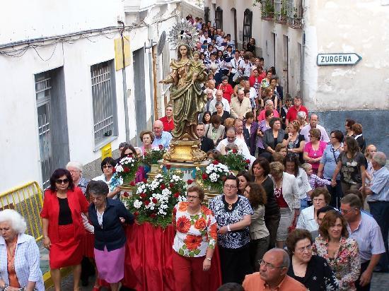 Lubrin, สเปน: Fiesta del Rosario