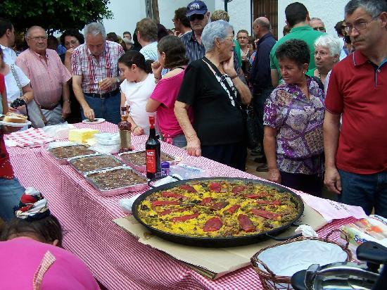 Lubrin, สเปน: Food Festival