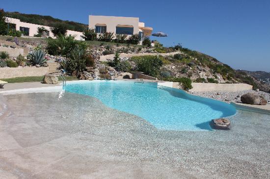 Kefalosbay Residence: La meravigliosa piscina!!!