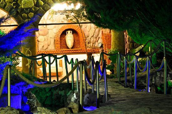 Kalem Adasi Oliviera Resort: Reception