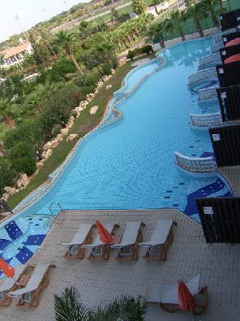 Atlantica Aeneas Hotel: private pool if you request it