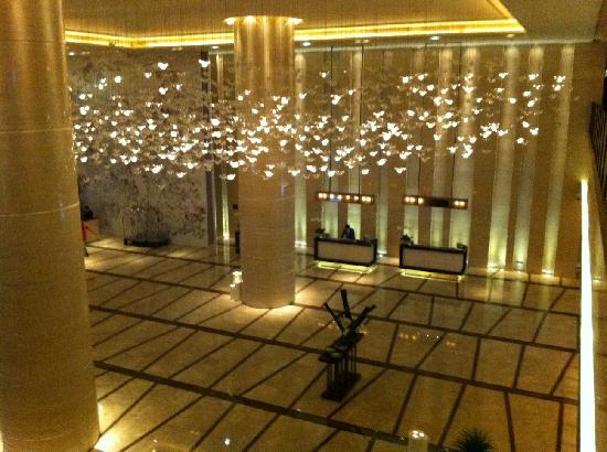 เดอะเวสทิน ผาโจว กวางโจว: Hotel Lobby