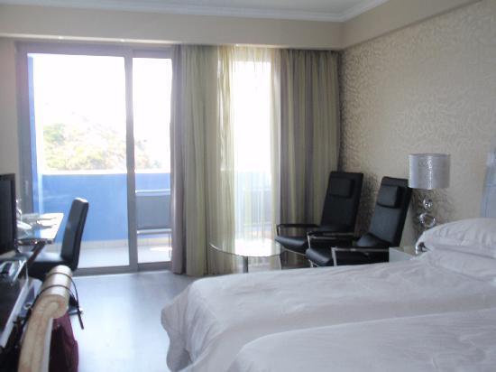 Atrium Platinum Luxury Resort Hotel & Spa: camera da letto
