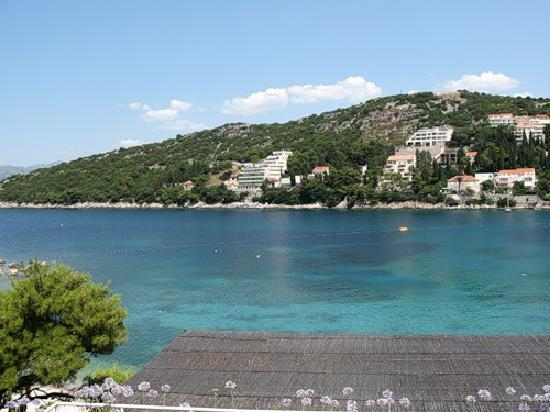 Hotel Vis: View from the room