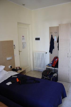 Hotel La Scaletta: Room