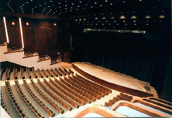 National Theatre of Northern Greece: Vassiliko Theatro, Stage & Stalls