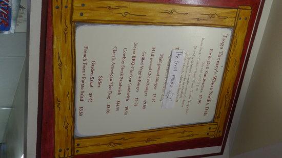 Tioga Gas Mart & Whoa Nellie Deli: Some Classics